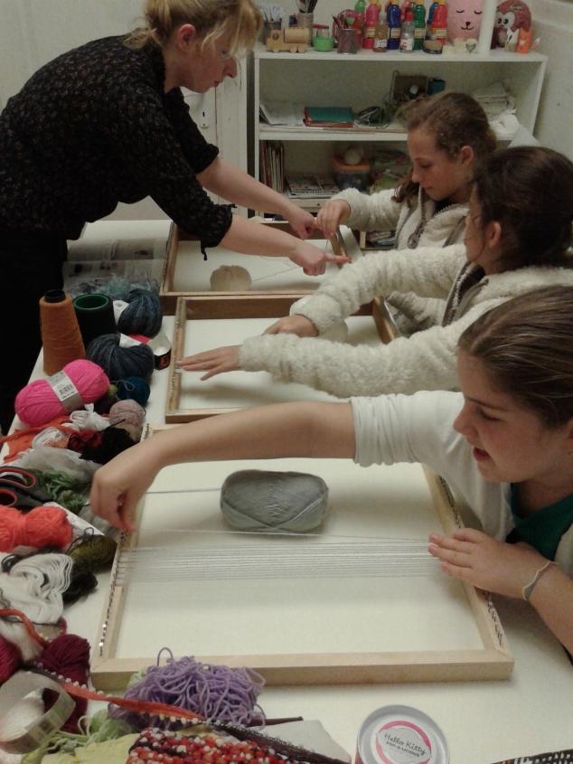 Weaving workshop (2)