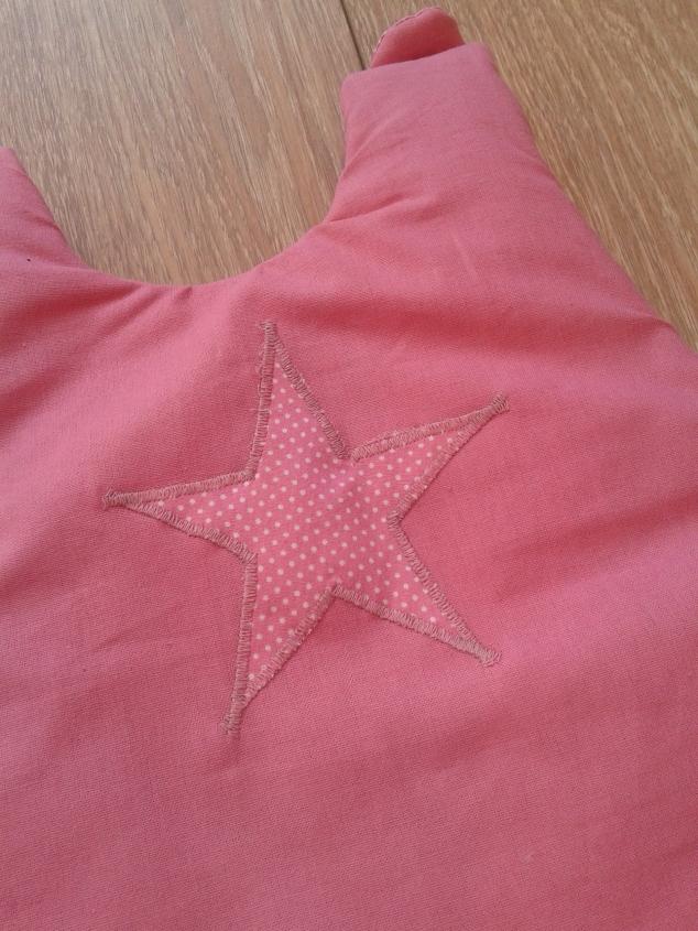 baby sleeping bag pink (2)