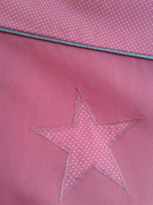 baby sleeping bag pink (3)