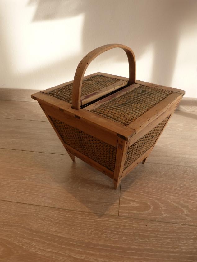 Mushroom'basket